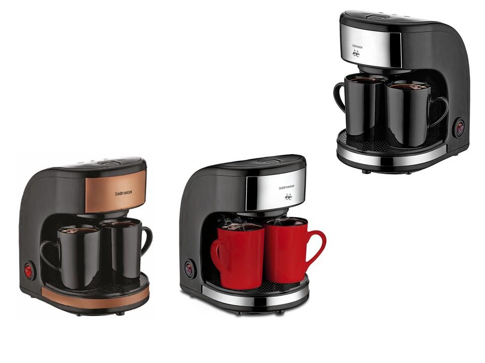 Machine à café filtre Zinde