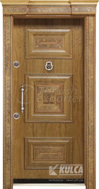 Z-9007 (Exclusive Steel Door)