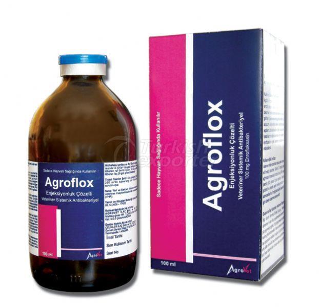 Agroflox Injection