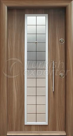 Laminate Series Steel Door