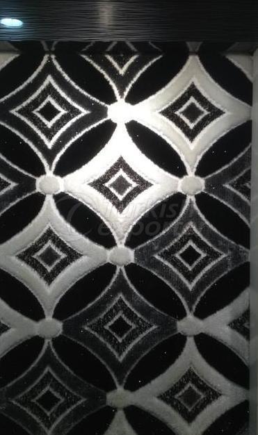 Shaggy Carpet Lurex 19a