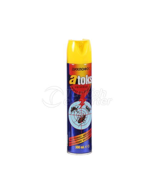 Fly Spray 300 Ml - Blue  - Atox