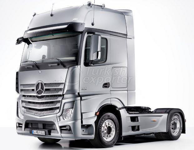 Camiones Mercedes