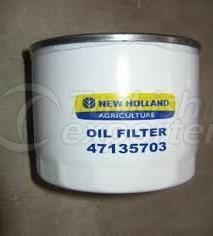 Filtro de aceite New Holland