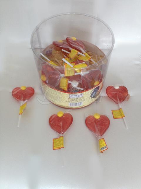 Bonbons au coeur