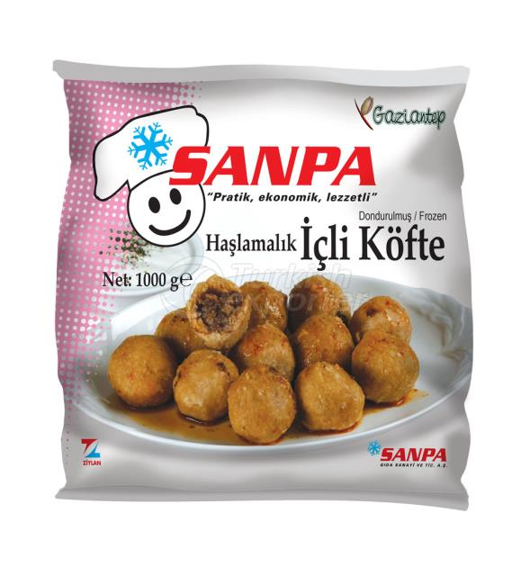 Sanpa Stuffed Meatballs