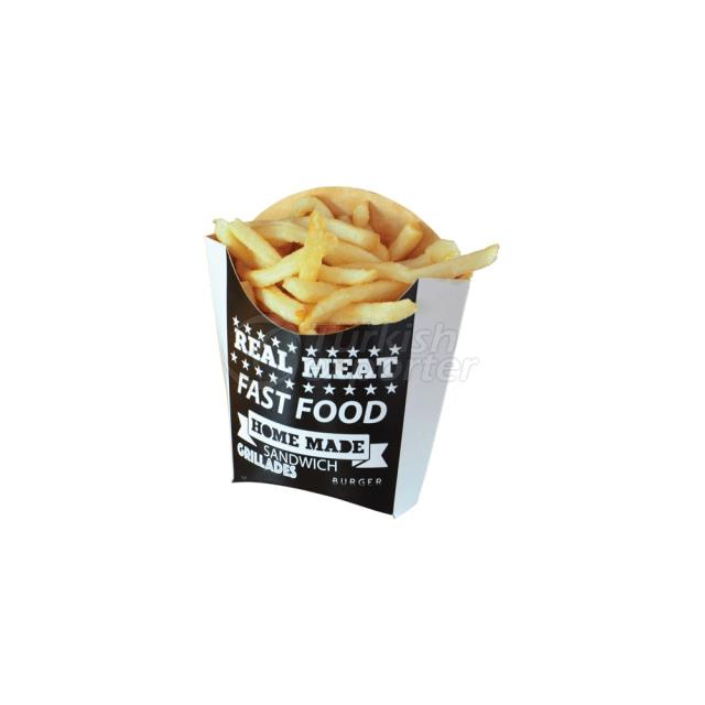 French Fries Boxes