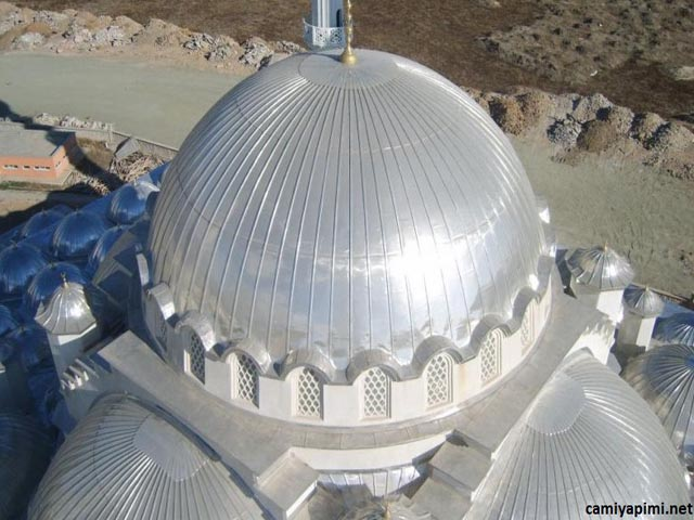 Mosque Dome Coating