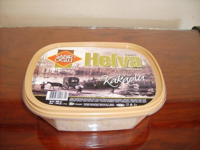 Turkish Tahin Halwa with Cocoa 400 g