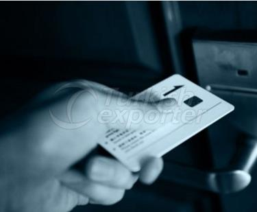Attendance Control System and Key Cards