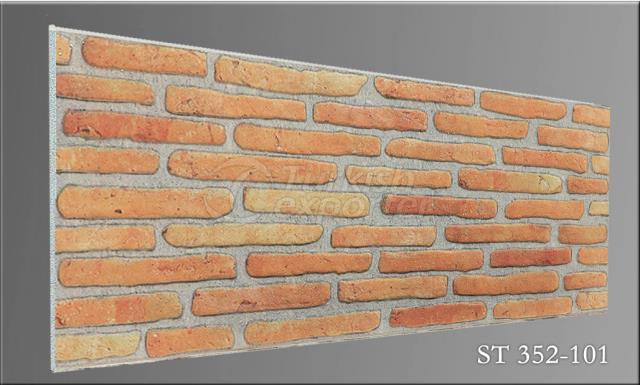 Strotex Brick Wall Panel 352-101