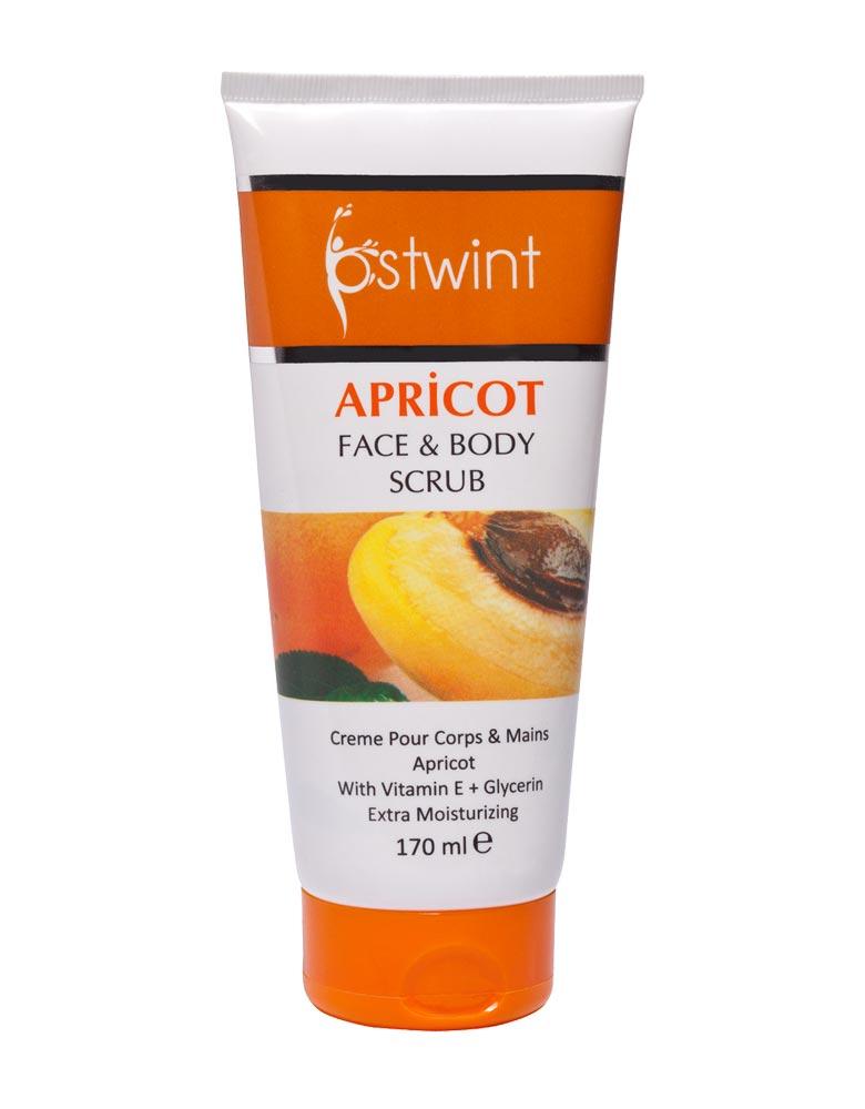 Face_Body Scrub - Apricot
