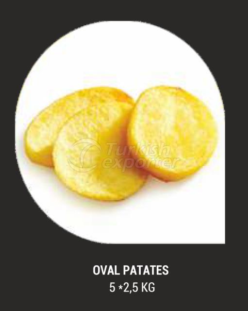 Apple Sliced Potatoes