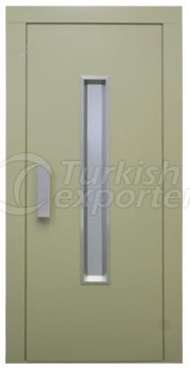 Puerta del elevador AKS-001