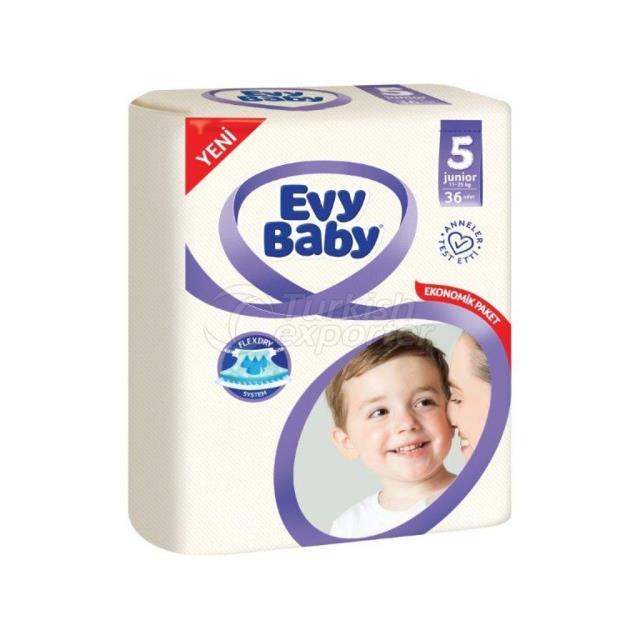 EVY BABY JUMBO BABY DIAPERS