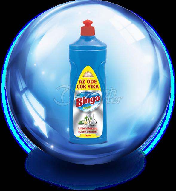 منظف غسل الصحون السائل الكلاسيكي
