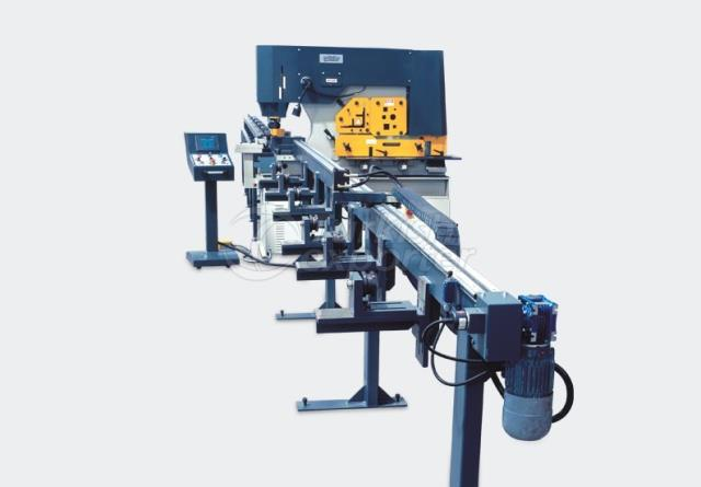 خط التثقيب الخاص بالورق - HPM - HKM 65-85-115-175 NC