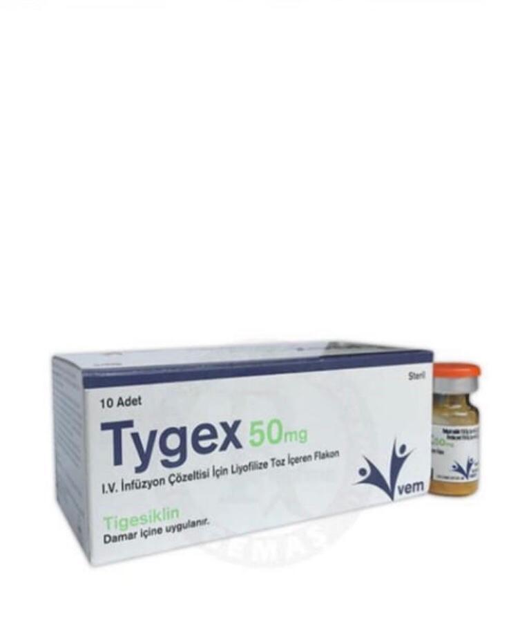 Tygex 50mg