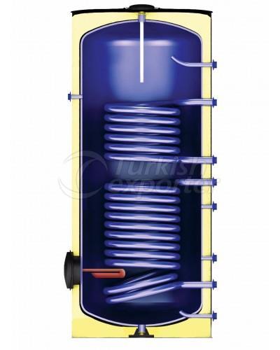 Double Serpentine Boiler - Apamet BOC-500 LT