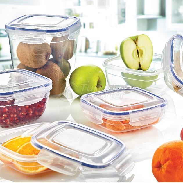 Plastic Airtight Storage Boxes