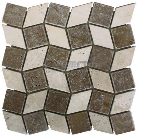 Diamond Mosaic CEM-T-MOS-12-107
