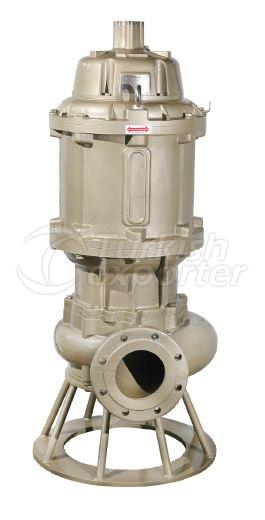 Cast Iron Body Submersible Pump