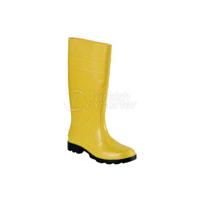 Long Boot Yellow