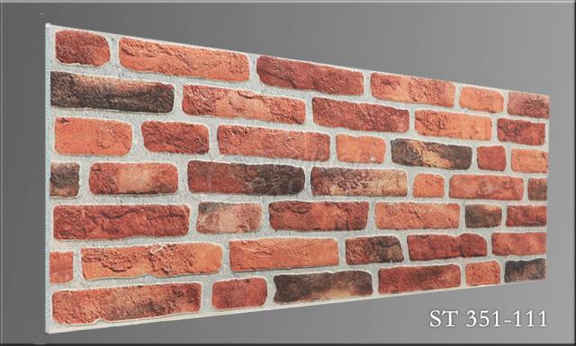 Wall Panel Strotex Brick 351-111