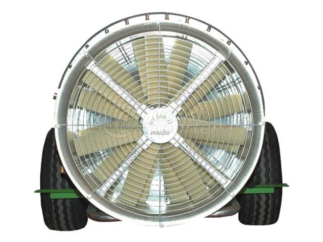 Trailed Type Turbo Atomizer Jet Fan