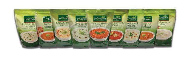 Powder Soups