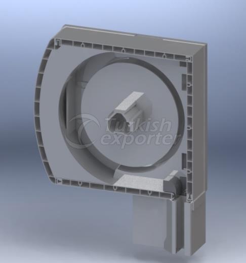 Monoblock Shutter Systems Mini Box Set 195-225