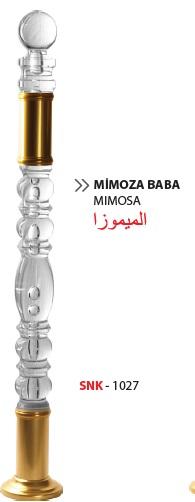 Plexi Newel / SNK-1027 / Mimosa