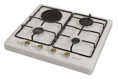 Cooker - T1031-CE (White)
