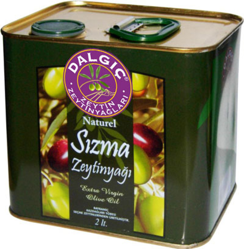 Extra Virgin Olive Oil-2 lt Tin