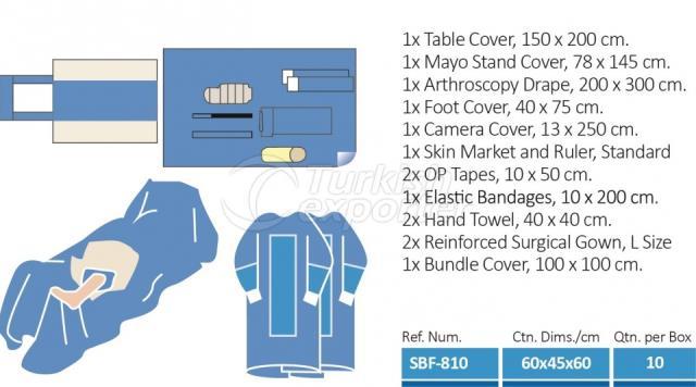 Arthroscopy Surgery Set