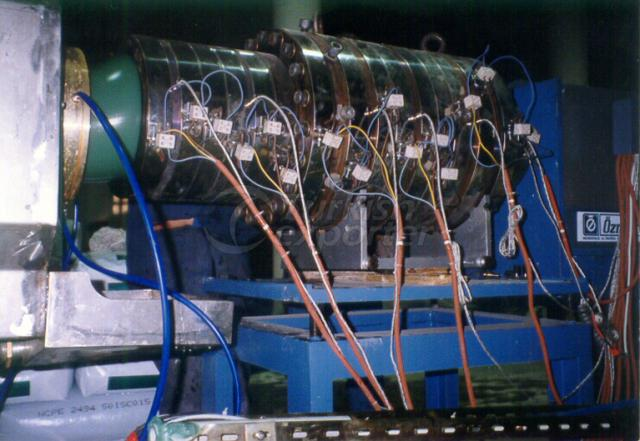 Cable Machinery Pipe Heads