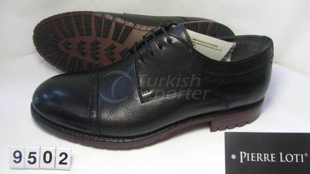 9502 Leather Shoes