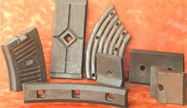 الفولاذ المنغنيز