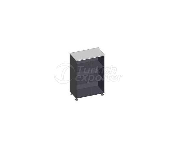Cabinet E.120C 80x44x120h