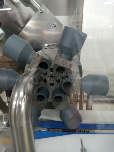 Sleev Machine Parts