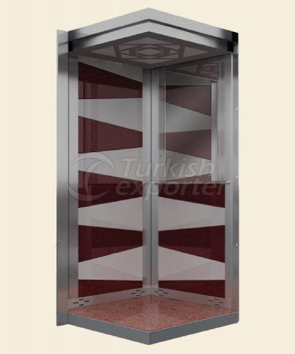 Elevator Cabin Hazar
