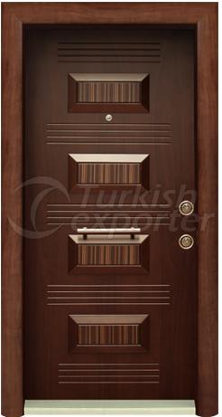 Gold 3 Luxury Seri Çelik Kapılar