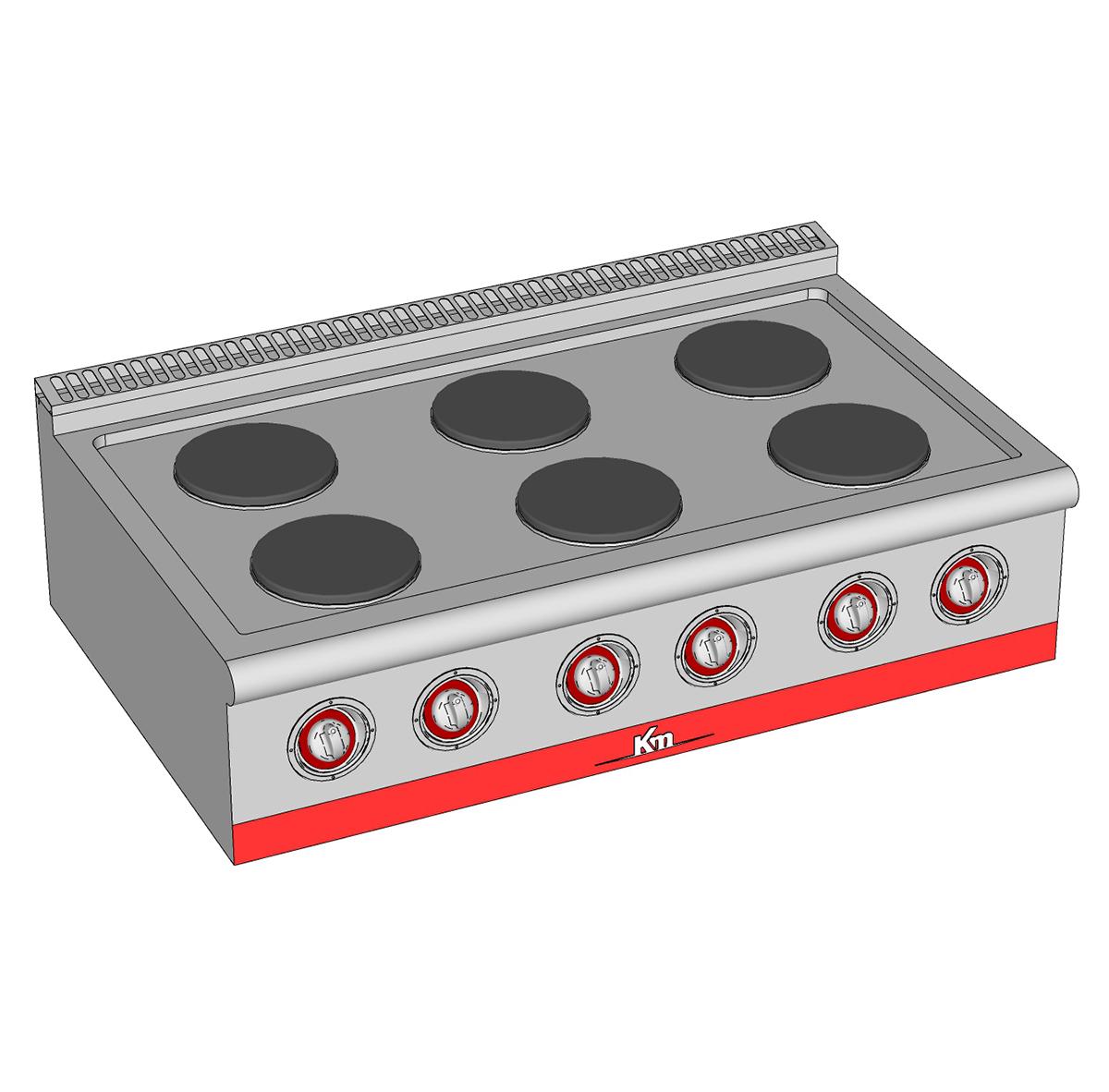 Industrial Electric Cooker