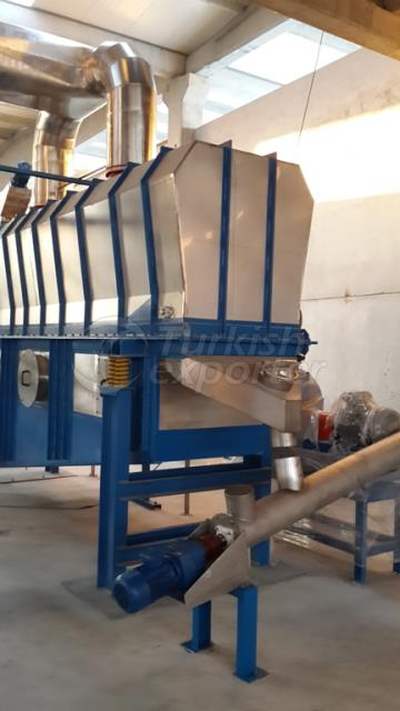 Fluidized Bed Dryers