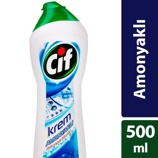 Cif Cream Ammoniated 500 ml