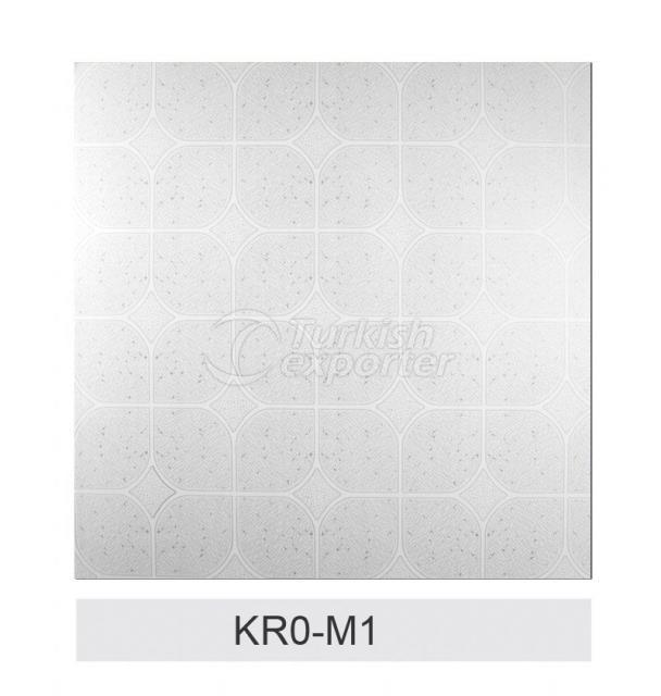 Aplicaciones de techo suspendido KR0-M1