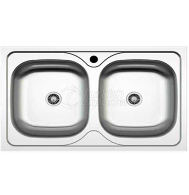 Stainless Steel Inset Sinks NR - 090