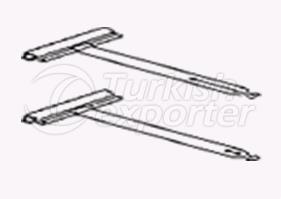 Monoblok Panjur Sistemleri 130mm Lamel Askı K280000