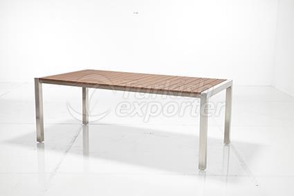 Asos Aluminium Table