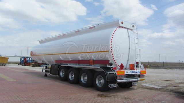54.000 lt Fuel Tank Semi Trailer